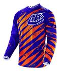 Troy Lee Designs 2016 GP Youth Jersey Vert Purple Youth All Sizes