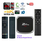 32GB Octa Core Z69 Plus 1080p 4K Android 7.1 Amlogic TV Box+Air Mouse Keyboard