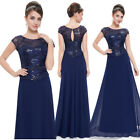 Ever-Pretty Long Formal Evening Dress for Women Cocktail Party Gown Dress 08818