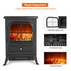 Adjustable Wall Mount LED Electric Home Fireplace Stove H...