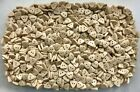 Small 12mm 20L Light Brown Natural Cream Triangle 2 Hole Craft Buttons (K51)