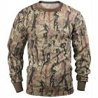 Smokey Branch Camouflage - Military Long Sleeve T-Shirt