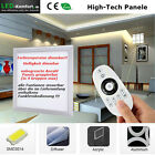 LED Panel Farbwert Helligkeit dimmbar 2,4 GH FFB oder iPhone,Tablet Pc mit Wifi