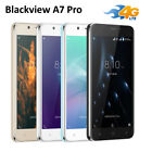 Blackview A7 Pro 5.0'' HD Android 7.0 2GB+16GB Quad Core 4G LTE Handy Smartphone