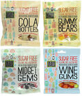 Free From Fellows Sweets 100g Bags *Vegan & Vegetarian, Kids Party, Mixed Case *