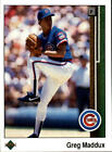 1989 Upper Deck BB Card #s 241-480 +Rookies - You Pick - Buy 10+ cards FREE SHIP