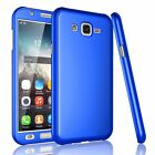For Samsung Galaxy J7 /J3 360° Full Protective Hard Rubber Case+Screen Protector