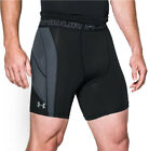 Under Armour HeatGear Supervent Mens Compression Short Tights - Black
