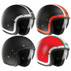 New HJC Motorcycle Bike FG-70s Protective Riding Open Face Helmet Size XS-XL