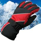 winter  full  cotton  waterproof  warm  man ski gloves