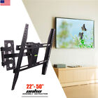 Moveable Wall Mount TV Bracket Hanger Holder Universal For 32 39 40 43 46 50inch