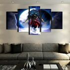 Framed Dragon Ball Canvas Print Painting Pictures Wall Art Home Decor Cartoon
