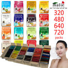 Facial Mask Essence Malie 320-720pcs Korean Cosmetics Hydrating Firming Revital