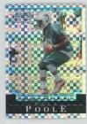 2004 Bowman Chrome X-Fractor/250 #206 Will Poole Miami Dolphins Rookie Card $2.59 USD on eBay