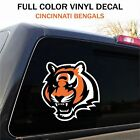 Cincinnati Bengals Decal Sticker Graphic, Car Truck - 2 Sizes on eBay