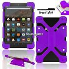 Shockproof Silicone Stand Cover Case For 7