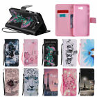 3D Painting Flip PU Stand Case Wallet Cover For Huawei Mate 9 10 LG K8 K10 K3