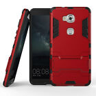 For Huawei Honor 5X / GR5 Hard Armor Hybrid Stand Case Cover Shockproof