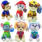 "Paw Patrol 9"" Character Rubble Marshall Skye Chase Everest And Rocky Plush Toy"