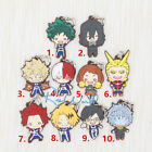 New Hot Japan Anime Boku no Hero Academia Rubber Strap Keychain Pendant FL257