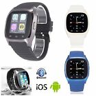 watch spring breakers mobile - M26 Waterproof Bluetooth Smart Wrist Watch Phone For Android iPhone Samsung Sony