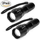 Akaho LED Tactical Flashligh High Lumen Handheld Flashlight Zoomable Water Ultra