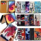 Leather Wallet Stand Magnetic Flip Case Cover For Various LG G G2 SmartPhones