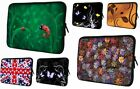 "10"" 12"" 13"" 14"" 15"" 17"" inch Netbook Laptop Sleeve Soft Case Bag Cover Pouch"