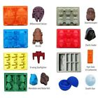 Star Wars Silicone Mould cup cake Chocolate mold Ice Cube Baking Soap $4.72 CAD
