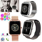 Bluetooth Smart Watch NFC Camera Built in Speaker For Android Samsung Huawei LG