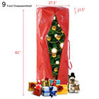 XLarge Christmas Tree Storage Bag Heavy Duty Water Resistant Box Up to 9FT