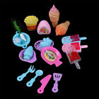 Ice Cream Popsicles Chips  Doll Toy Kitchen food Play Doll toy for baby