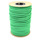 """1/4"""" Green Bungee Cord Marine Grade Heavy Duty Shock Rope Tie Down Stretch Band"""