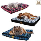 Extra Large Waterproof Pet Bed Mattress Soft Cushion Orthopedic Dog Bed Supplies