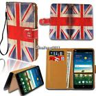 Leather Wallet Card Stand Magnetic Flip Case Cover For Various ZTE Mobile phones