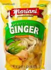 Mariani Premium Uncrystallized Ginger Gluten-Free Fat-Free, 30 or 60 OZ