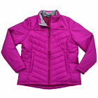 The North Face Womens Puffer Jacket Insulated Full Zip Up Long Sleeve M L Xl New