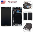LCD Display Screen Digitizer + Frame Replacement For Samsung Galaxy Note 3 N9005