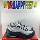 Nike Air Max 95 Essential Men Size Shoes Armory Navy White Anthracite 749766 406