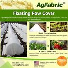 Agfabric Row Cover 3pack2.0ozFabric for Terrible Weather Resistant Protect plant