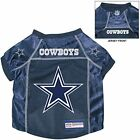 Dallas Cowboys LE NFL dog jersey (all sizes) NEW $19.49 USD on eBay