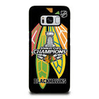 CHICAGO BLACKHAWKS CHAMP Samsung Galaxy S3 S4 S5 S6 S7 Edge S8 S9 Plus Note Case $14.99 USD on eBay