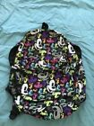 disney Mickey mouse multi colored backback from Disneyland
