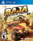 Baja: Edge of Control HD (PlayStation 4)  BRAND NEW & FACTORY SEALED Free Ship!!