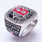 2004 Boston Red Sox Championship Ring David Ortiz World Series Size 10-12 new