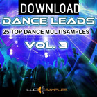 Ultra Dance Leads Vol. 3 - Next 25 Multi Synth Samples