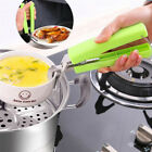 FH- Stainless Steel Anti-Hot Pot Pan Hot Dish Bowl Gripper Clip Kitchen Tool Lit