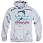 Betty Boop Zombie Pinup Pullover Hoodies for Men or Kids $24.74 USD