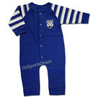 Canterbury Bulldogs Infant Coverall Footysuit- Sizes 00 - 1