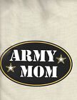 Army Mom, Canvas Bags, Book Bags, USA, Patriotic, Army Veterans